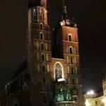 KOSCIOL-MARIACKI-TAXI-VAN-KRAKOW-